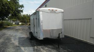 Enclosed trailer 7x12 for Sale in West Palm Beach, FL