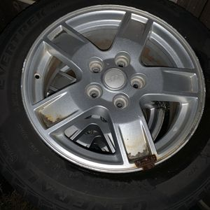 "JEEP GRAND CHEROKEE 05 - 07 FACTORY OEM ALLOY WHEEL ORIGINAL 17"" SILVER for Sale in Winter Garden, FL"