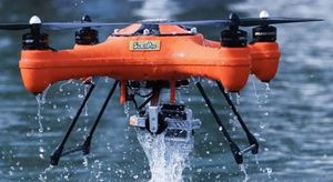 Splash pro 3+ drone !!100% Waterproof!!! W/4K camera for Sale in Atlanta, GA