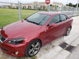 Lexus Is 250 for Sale in Hialeah, FL