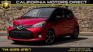 2016 Toyota Yaris for Sale in Santa Ana, CA