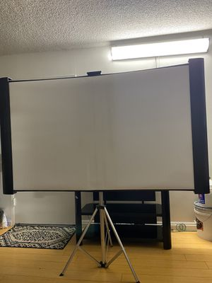Portable Projection Screen for Sale in Los Angeles, CA