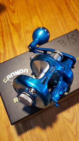 Canyon HS-13 Cast Control Reel for Sale in Ocean City, MD