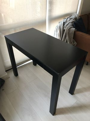 Black desk for Sale in Washington, DC