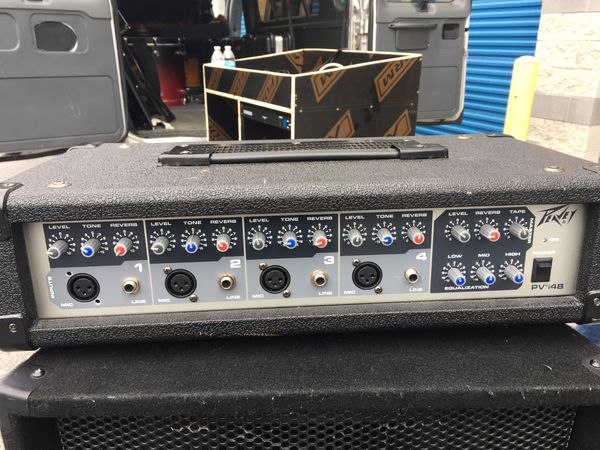 Peavey PVi4B Powered Mixer
