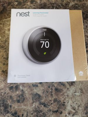 NEST thermostat for Sale in Southfield, MI