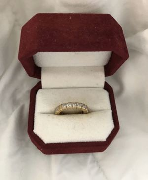 Gold ring for women for Sale in Frederick, MD