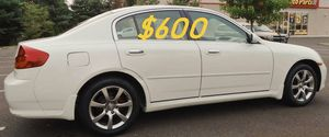 $6OO URGENT For sale 2OO5 Infinity G35 Sport Runs and drives excellent Fully loaded for Sale in St. Louis, MO