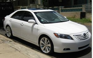 Power2OO8 Toyota Camry AWDWheelsCleanTitle for Sale in Charlotte, NC