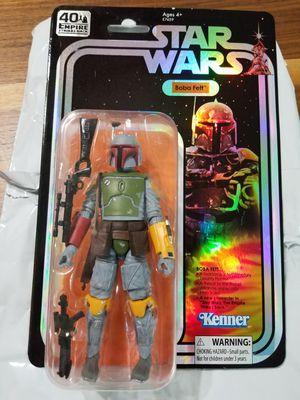 The Black Series Boba Fett for Sale in Arcadia, CA
