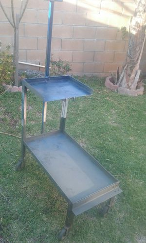 Welding machine cart for a Lincoln AC 226 welder price is firm for Sale in Fontana, CA