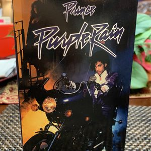 Purple Rain Movie VHS for Sale in Houston, TX
