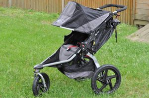 Bob stroller with snack tray in great condition for Sale in Fairfax, VA