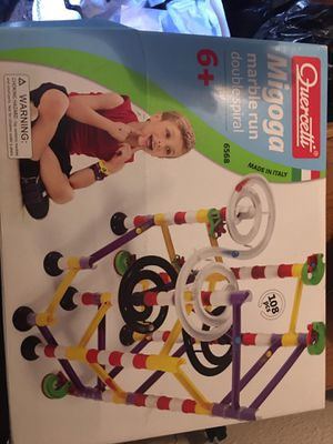 Marble Run game for kids for Sale in Cleveland Heights, OH