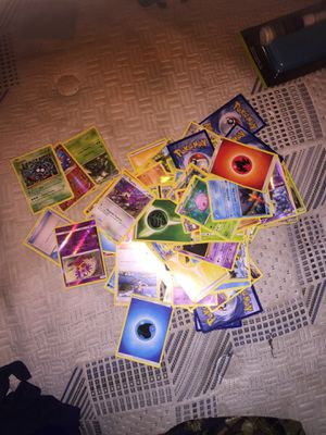 Pokémon cards for Sale in Frostproof, FL