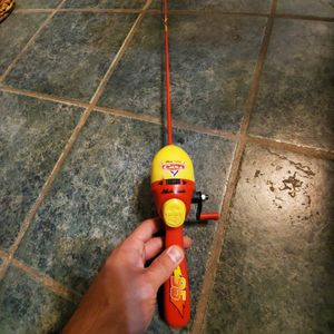 Disney Kids/babies Fishing Pole for Sale in Victorville, CA