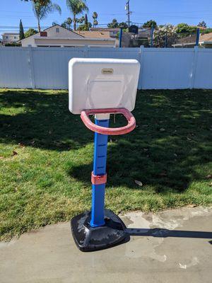 Basketball hoop free for Sale in La Mesa, CA