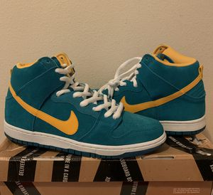 Nike SB Dunk High 'Tropical Teal' for Sale in Vancouver, WA