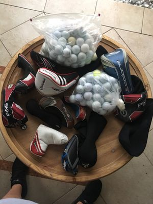 Golf Club Socks & Golf Balls for Sale in Lehigh Acres, FL
