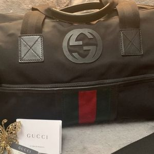 Gucci Travel Or Gym Bag for Sale in St. Louis, MO