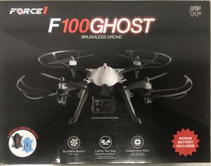 Force 1 F100 GHOST BRUSHLESS DRONE for Sale in New York, NY