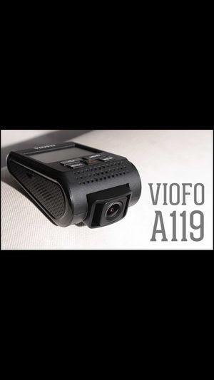 Brand New Viofo A119 V2 Super Capacitor HD 2K 1440P 2560×1440 Car Dash Cam for Sale in Garden Grove, CA