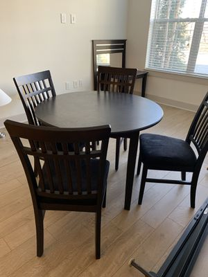 4 Piece Dinning Set for Sale in Rockville, MD