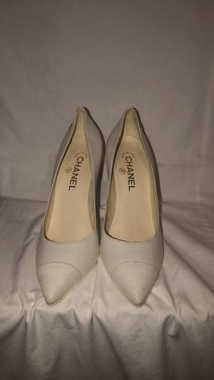 Chanel high (heels size 9.5) for Sale in Fairmont, WV