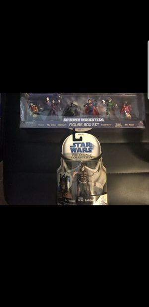 Star Wars & DC Super Heroes Action Figures ( HIGHLY Collectable RARE) for Sale in Lakeland, FL