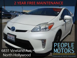 2014 Toyota Prius for Sale in North Hollywood, CA