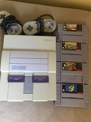 Super Nintendo for Sale in Cathedral City, CA