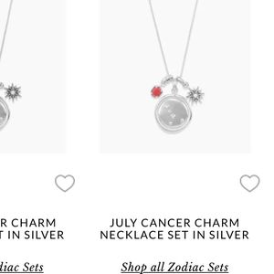 Kendra Scott Zodiac Cancer Necklace for Sale in Humble, TX