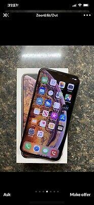 iPhone xs max for Sale in Duxbury, MA
