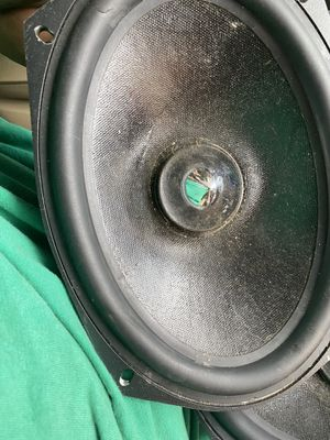 2 cadence mid bass woofers for Sale in Charlotte, NC