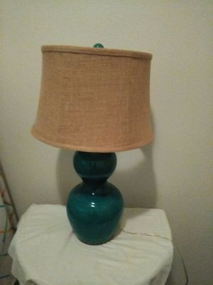 Table Lamp for Sale in Orange Cove, CA