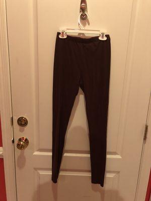 Burgundy leggings for Sale in Sterling, VA