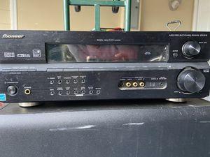 Pioneer 7.1 AV Receiver Amplifier Stereo Dolby Surround VSX-815 for Sale in Orlando, FL