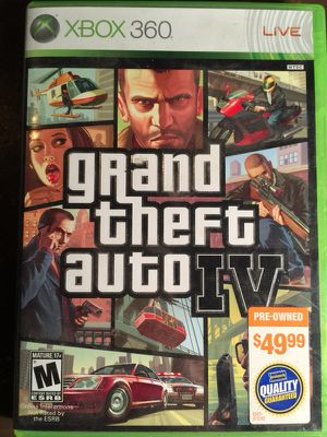GTA IV for Sale in St. Louis, MO