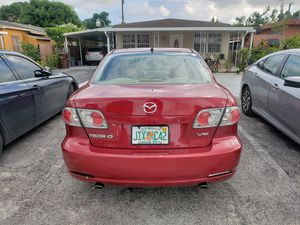2006 MAZDA 6 SPORT V6 CLEAN SALE OR TRADE for Sale in Hialeah, FL