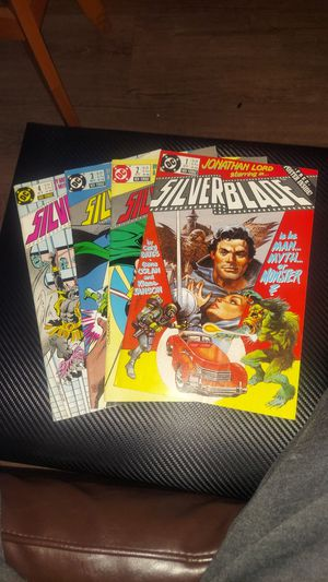 DC SILVERBLADE #1-4 ISSUES for Sale in Monrovia, CA