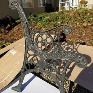 Cast Iron Bench Sides for Sale in Vancouver, WA