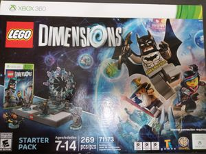 Xbox 360 lego dimensions starter pack for Sale in Anaheim, CA