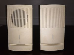 Set of 2 BOSE Outdoor speakers, Model 100 speaker's for Sale in Orange Park, FL
