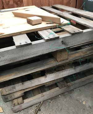 Wood pallets for Sale in Concord, CA