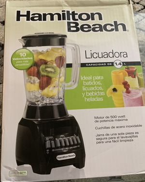 Hamilton Beach 10 Speed Blender for Sale in New York, NY