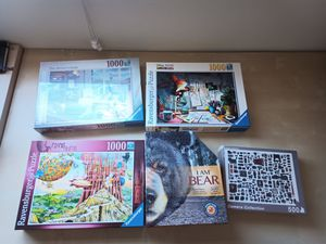 Jigsaw puzzles 500-1000 pieces for Sale in Playa del Rey, CA