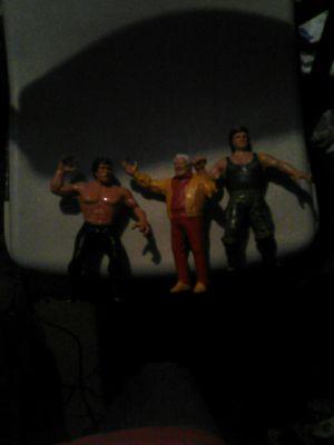 WWF action figures for Sale in Denver, CO