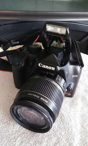 Canon Rebel XS for Sale in Vancleave, MS