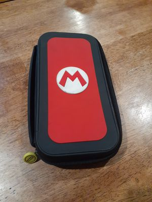 Switch Travel case and Rocket league for Sale in Los Angeles, CA