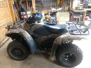 2012 Honda Rancher 420 ES 4x4 for Sale in Mill Hall, PA